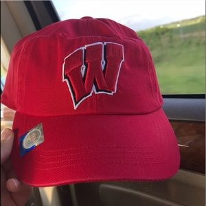 Other - NEW youth wisconsin badgers baseball hat